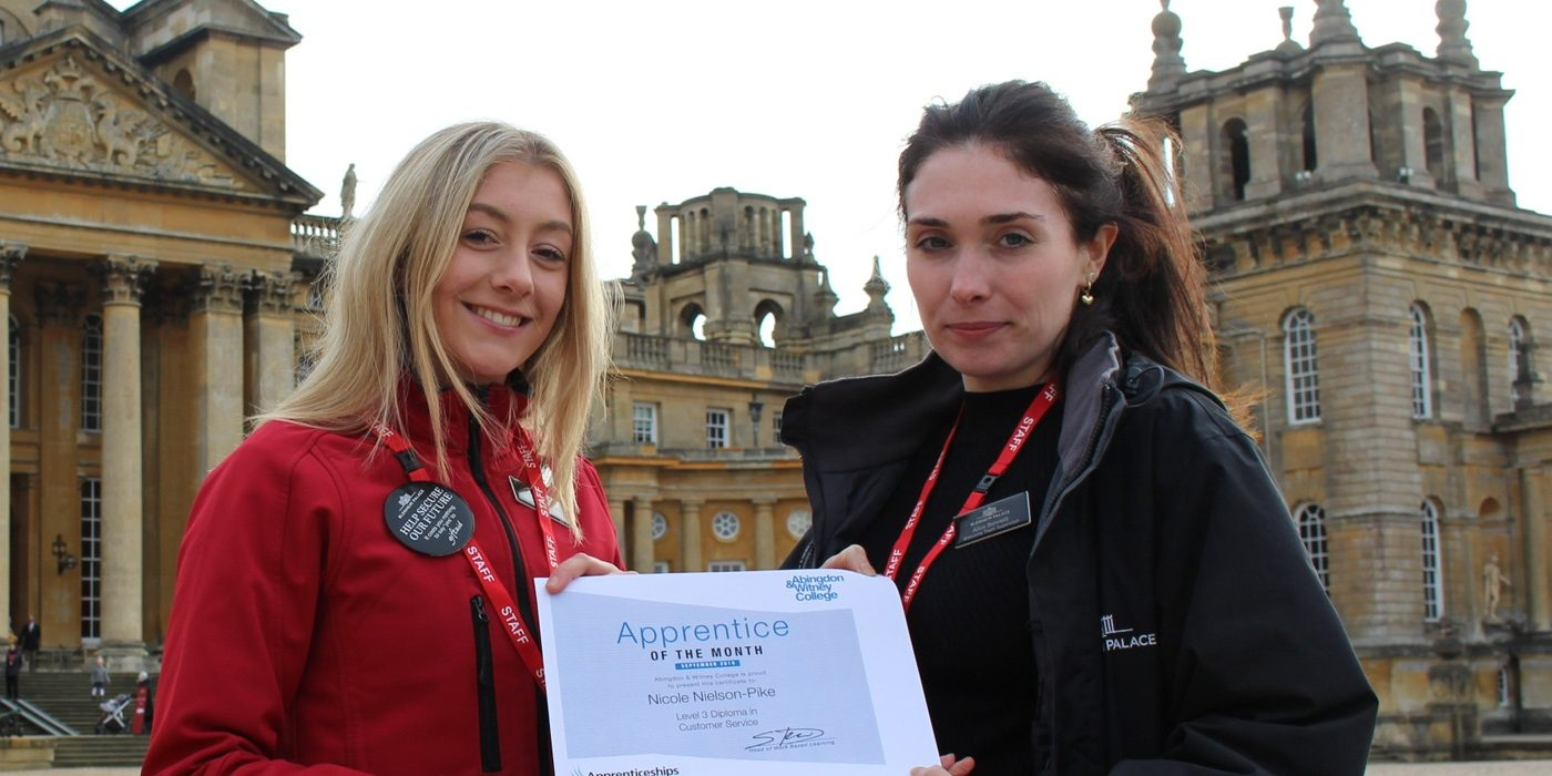 Apprentice of the Month: September 2019