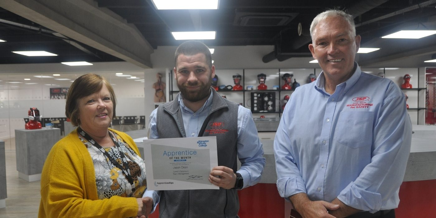 Apprentice of the Month: October 2019