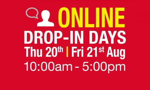 Welcome to our GCSE Virtual Drop-in Days
